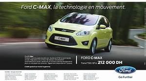 Ford C Max Prix : promotion ford c max maroc prix partir de 212 000 dh promotion au maroc ~ Gottalentnigeria.com Avis de Voitures