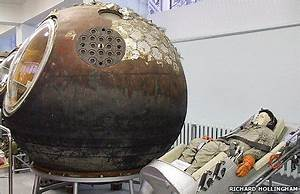 Yuri Gagarin Space Capsule - Pics about space