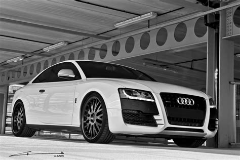 2011 Audi A5 Coupe by Castle Cars 2011 Audi A5 Coupe Sport Project Kahn