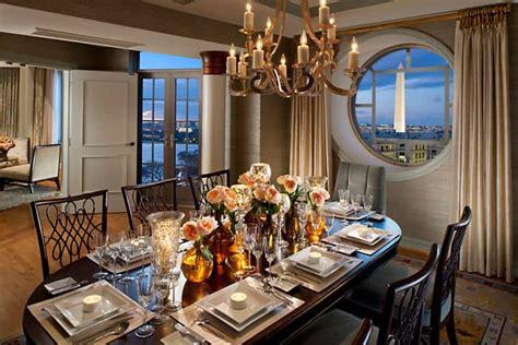 presidential suite mandarin oriental hotel washington