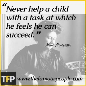 maria montessori biography childhood life achievements