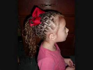 KIDS HAIRSTYLES! Box Braids, Beads, Curls, Cornrows ...