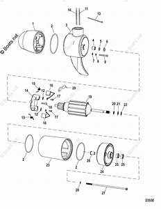 Mercury Motorguide Trolling Motor Parts By Model  U0026 Series