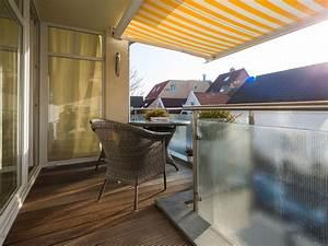 balkon markise innenraume und mobel ideen With markise balkon mit tapete birkenrinde