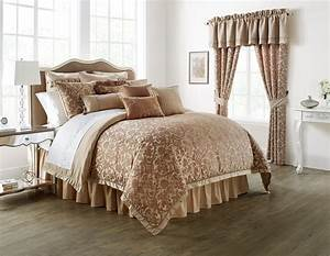 Margot, Persimmon, By, Waterford, Luxury, Bedding