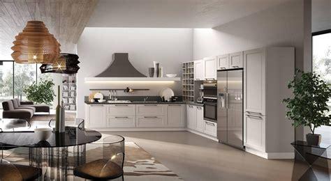 Cucine Con Mensole Cucine Con Mensole A Vista Mensole Cucina Moderna Idee Di