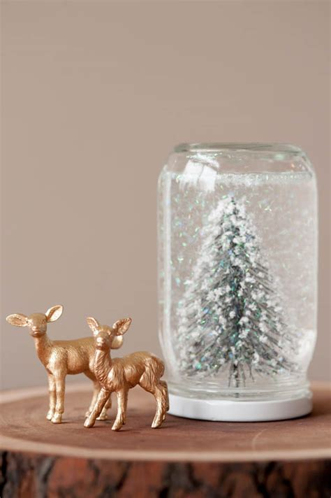 diy snowglobe diy snow globes the sweetest occasion