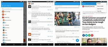 Reddit App Official Android Alternatives 3rd Disappointing