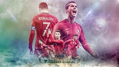 Ronaldo Cristiano Wallpapers Portugal 4k Soccer Manchester
