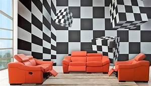 3D Wallpaper for Walls