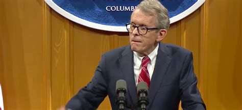 mike dewine launches transition   tone