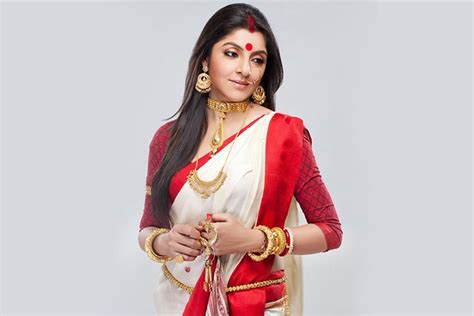 bengali saree draping bengali saree draping 12 steps to drape your saree perfectly