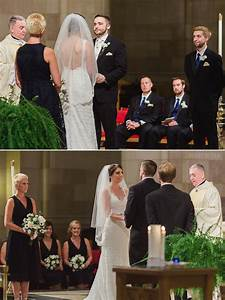 toledo wedding at rosary cathedral toledo country club With rosary for wedding ceremony