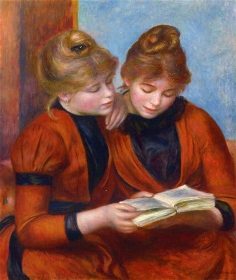 Two Sisters 1889 Pierre Auguste Renoir