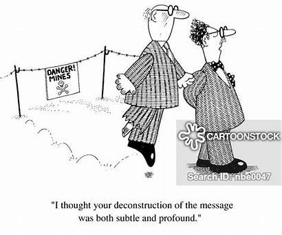 Criticism Literary Cartoon Cartoons Funny Comics Cartoonstock