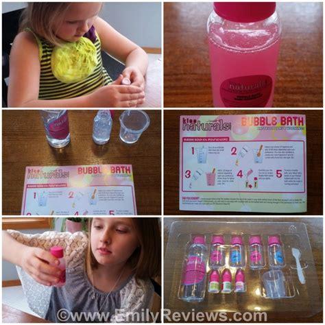 Kiss Naturals Kids Diy Cosmetic Craft Kits Review