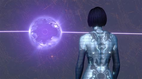 Cortana Wallpaper Gamerheadquarters