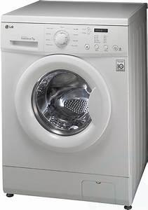 7kg Front Load Lg Washing Machine Wd1200d
