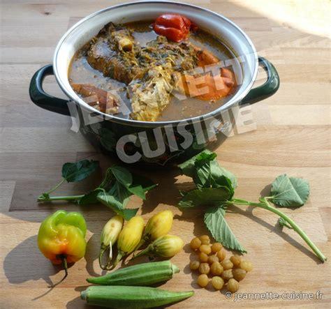 recette de cuisine ivoirienne gratuite la sauce n tro plat africain jeannette cuisine