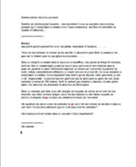 modele lettre contestation pv autre conducteur page 48 comment contester une contravention