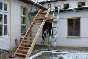 Holztreppe Selber Bauen : bau chronik zegg gemeinschaft und bildungszentrum ggmbh ~ Frokenaadalensverden.com Haus und Dekorationen