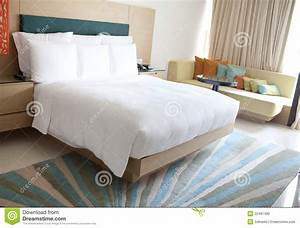 hotel room bed and sofa stock photo image 22481490 With hotel room with sofa bed