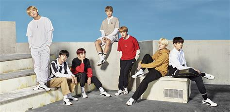 Get Authentic BTS x PUMA TURIN sneakers in Singapore