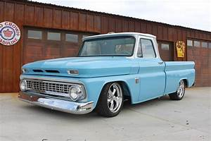 1964 Chevrolet C-10 Custom Pickup
