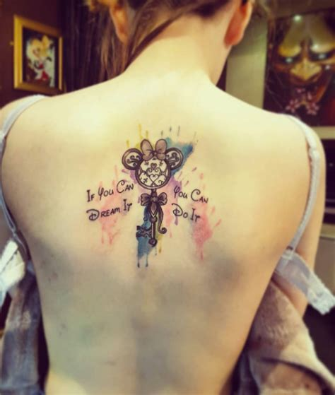 skeleton key tattoo designs tattooblend