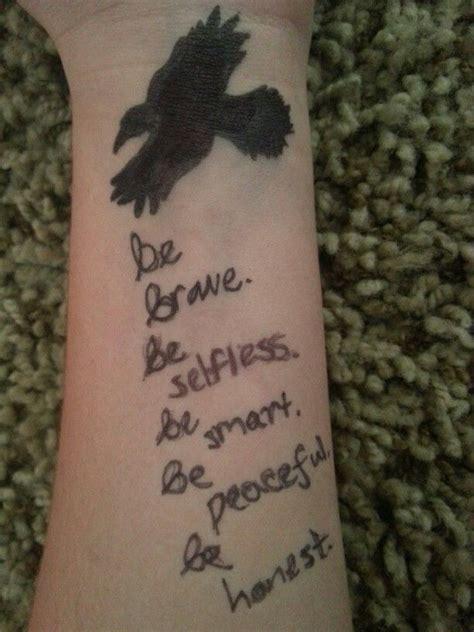 Four Divergent Tattoos Quotes Quotesgram