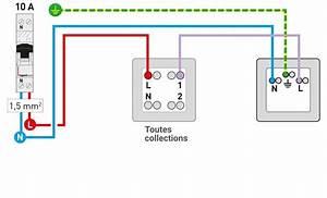 Montage Prise Electrique : comment brancher une prise de courant sur un interrupteur espace grand public legrand ~ Melissatoandfro.com Idées de Décoration