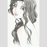 Fallen Angel Drawings | 736 x 1093 jpeg 146kB
