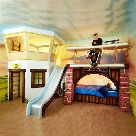 Kinderzimmer Ideen Hochbett by Kinderzimmer Mit Hochbett Und Rutsche 50 Fotos
