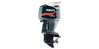 Yamaha Boat Motor Values by 2013 Yamaha Hpdi Series Vz175tlr Standard Equipment Boat
