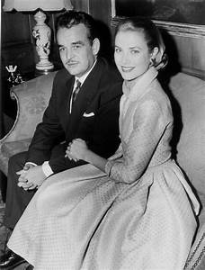 Grace Kelly and Prince Rainier | Grace | Pinterest