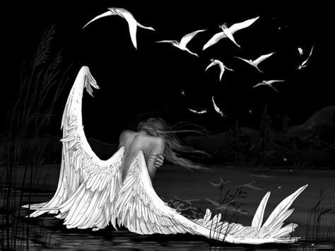 fallen angel angels wallpaper  fanpop page