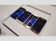 Samsung Galaxy S7 vs Samsung Galaxy S6 [CHART]