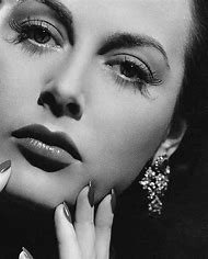 Hedy Lamarr Hollywood Actress