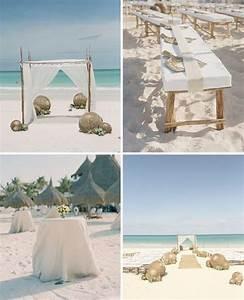 simple beach wedding decor our ceremony wedding c With simple beach wedding ideas