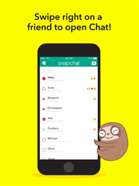 how to start a chat on iphone how to send pictures on snapchat chat messages