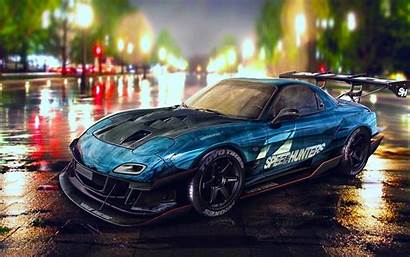 Wallpapers Rx7 Mazda Rx Fc Night Backgrounds