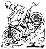 Moto Coloriage Dessin Imprimer Cross Course Gratuit Motocross Coloring Quad Colorare Dessins Colorier Coloriages Yamaha Transportation Populaire Jeux Dessiner Kleurplaat sketch template