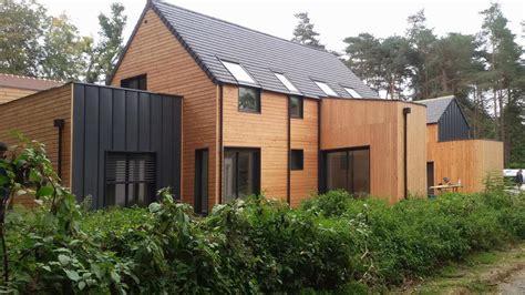 constructeur maison bois maison passive et maison