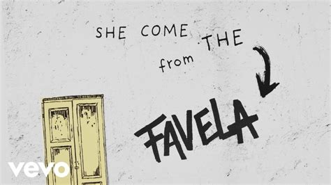 Favela (lyric Video)