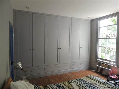 Wall Wardrobe Closet by Built In Wardrobes Shaker Search Organize That