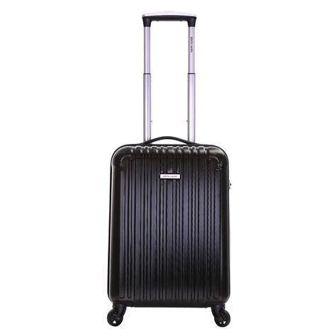 cabin luggage suitcase cardin ryanair shell cabin flight trolley