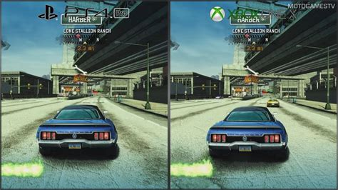 burnout paradise ps4 burnout paradise remastered playstation 4 pro vs xbox