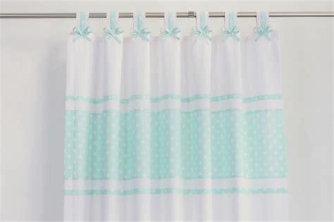 Sea Foam Nursery Curtains