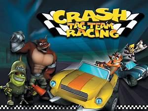 Crash Tag Team Racing Promotional Images Crash Mania