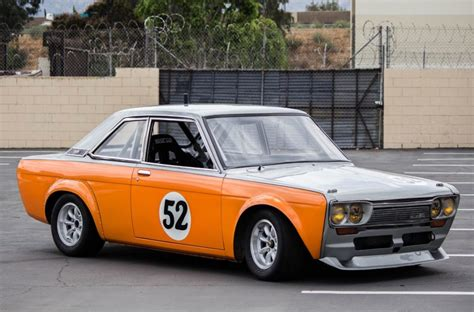 Datsun 510 Bluebird For Sale by Datsun Bluebird Sss Racer Bring A Trailer